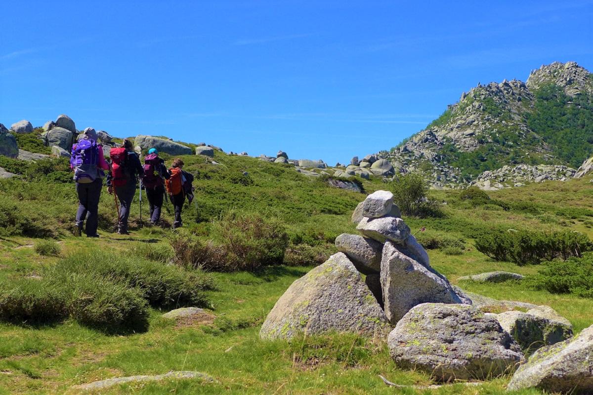Le plateau du Cuscione