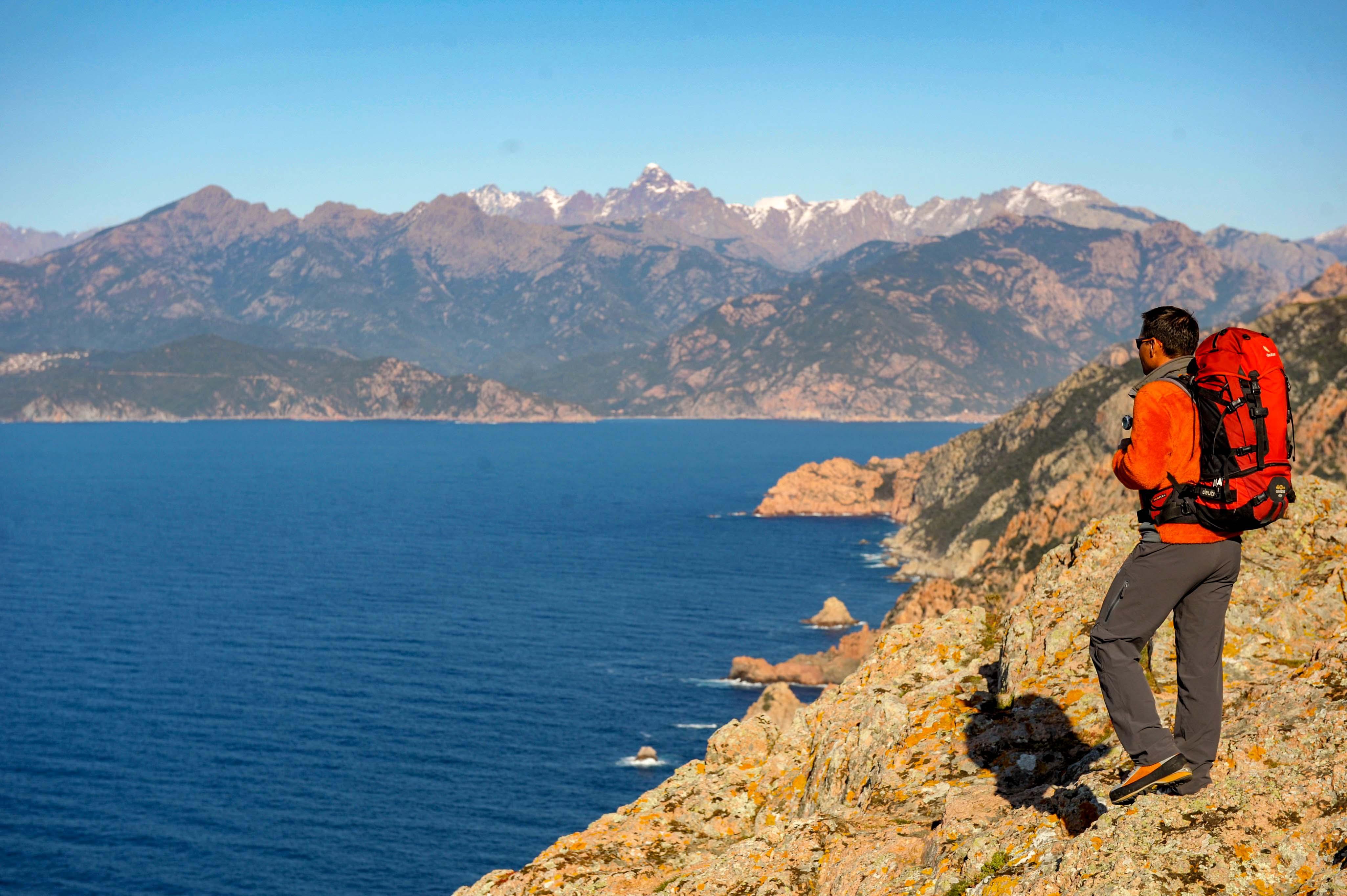 Entre montagne et mer (4)