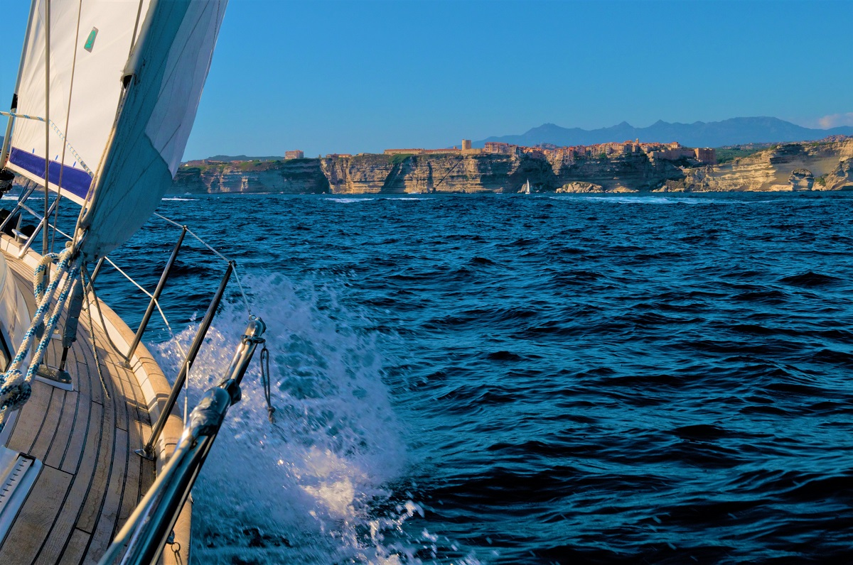 séjour voile en Corse