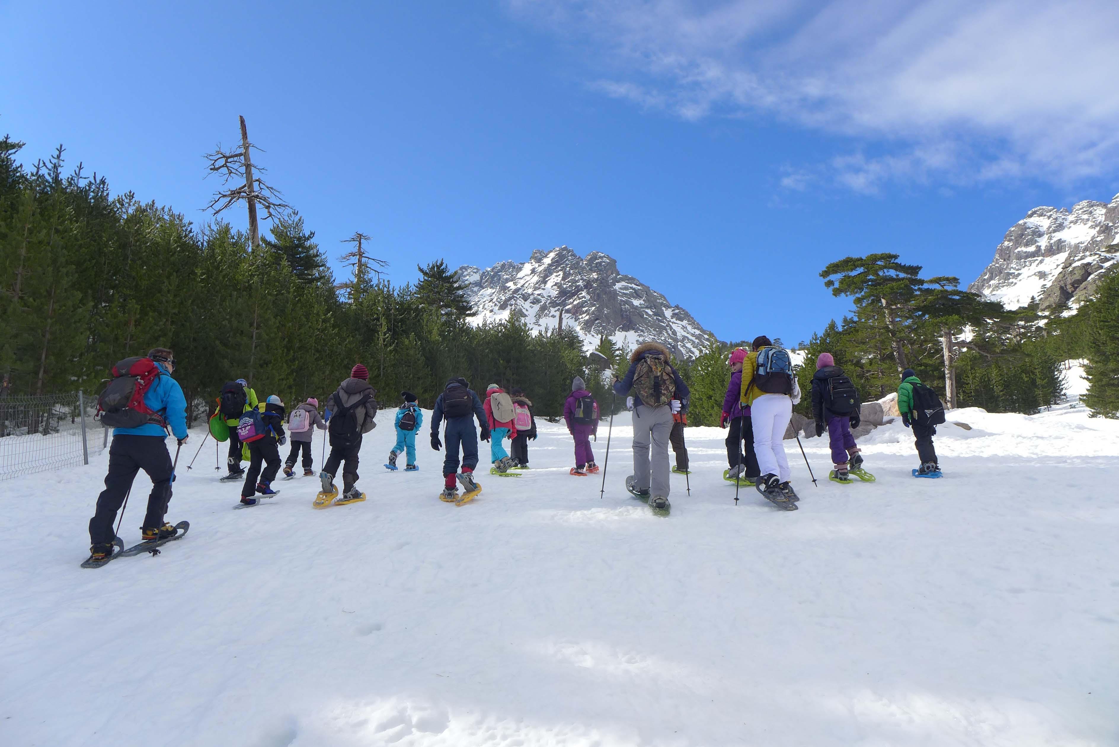 Centre aérés neige Asco