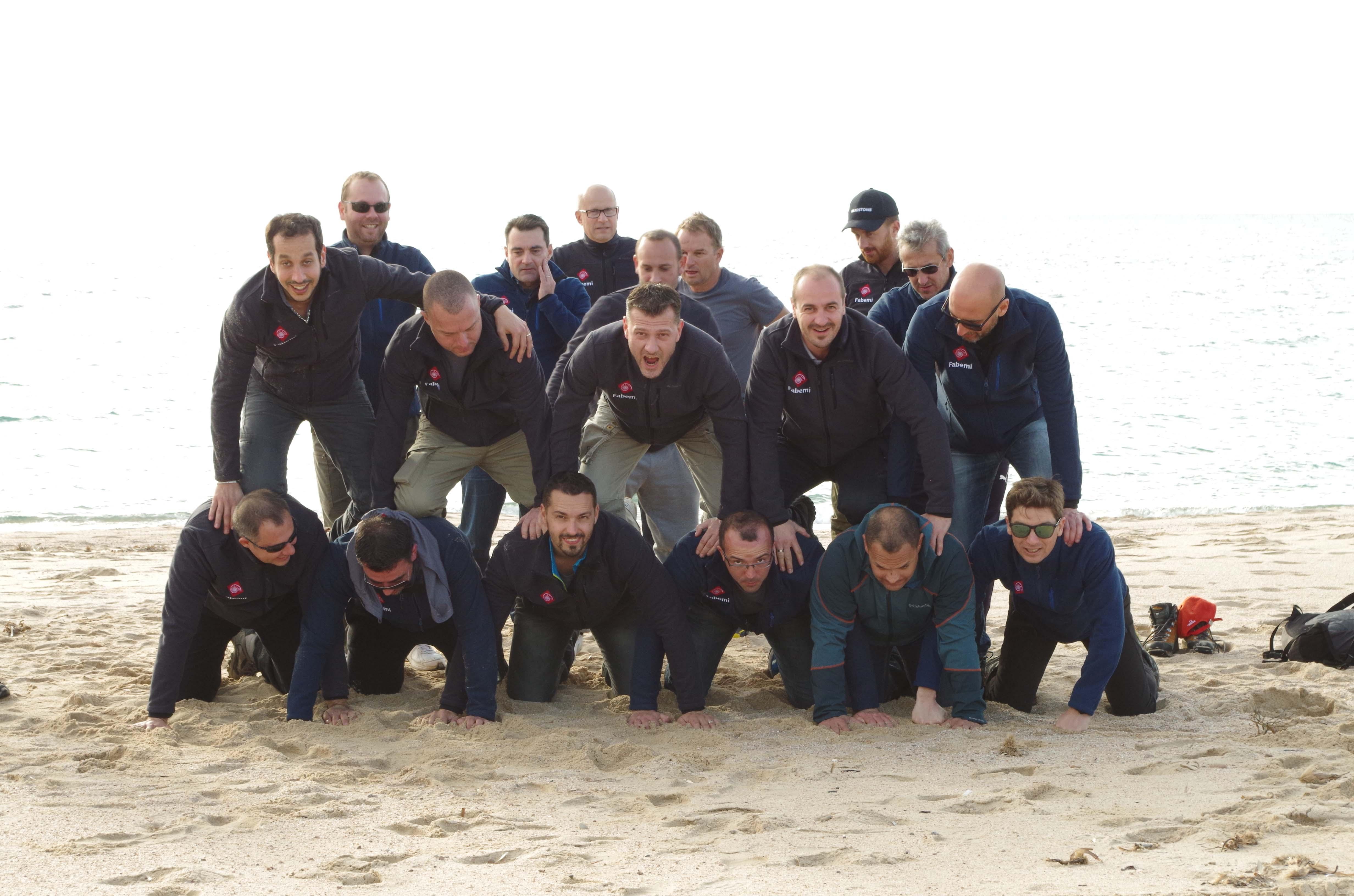construction équipe commercial