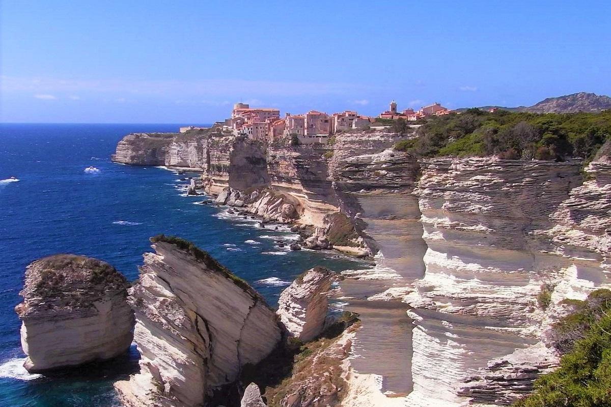 falaises Bonifacio 1200