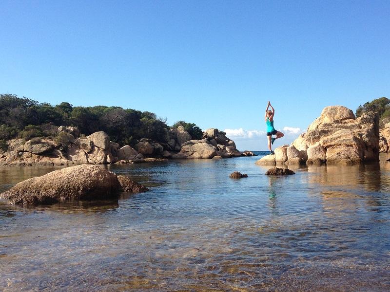 Corsica hike & yoga holiday