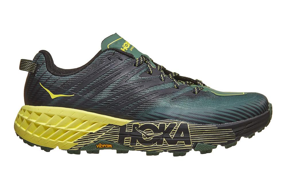 La chaussure de Trail HOKA Speed Goat 4